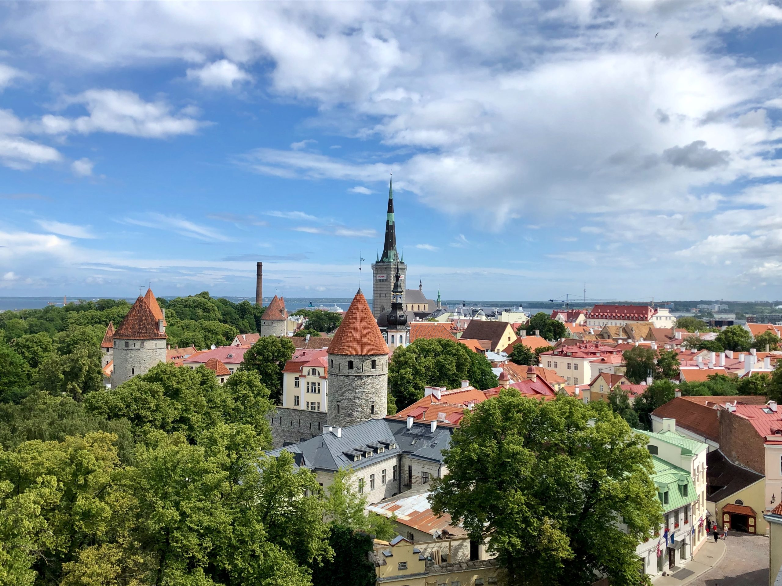 Tule mukaan keväiseen Tallinnaan!